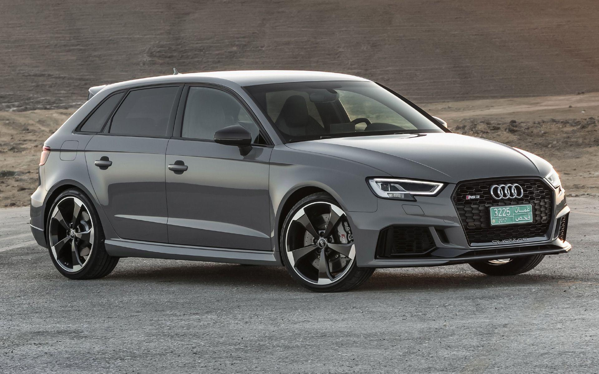 Audi RS 3 Sportback (2017) Wallpapers and HD Images - Car Pixel