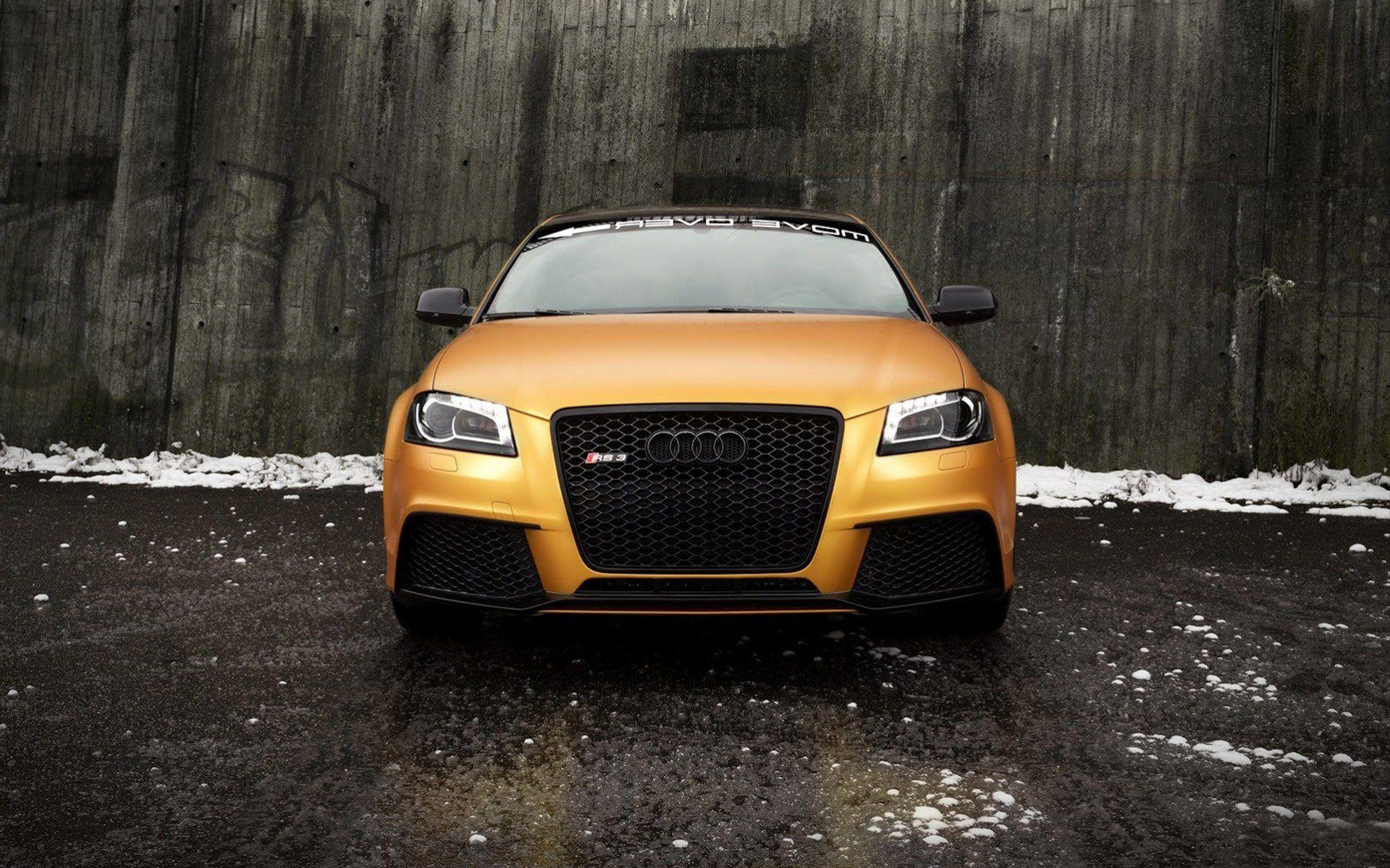 2013 Audi RS3 Sportback by Schwabenfolia Wallpapers
