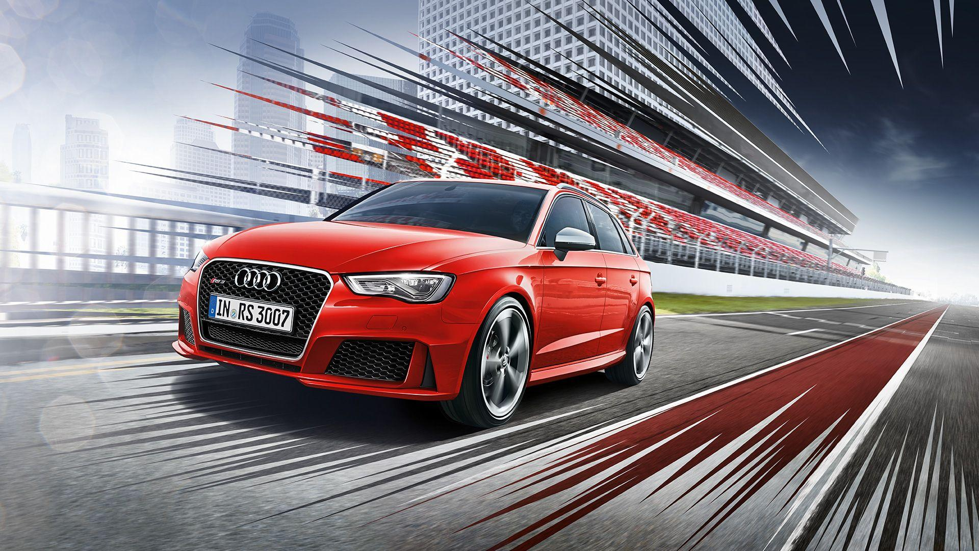 Audi RS 3 Sportback HD Wallpapers