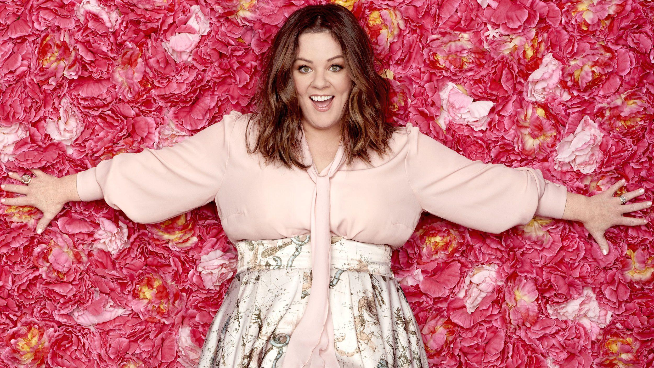 Melissa McCarthy opens up about body positivity in Redbook magazine