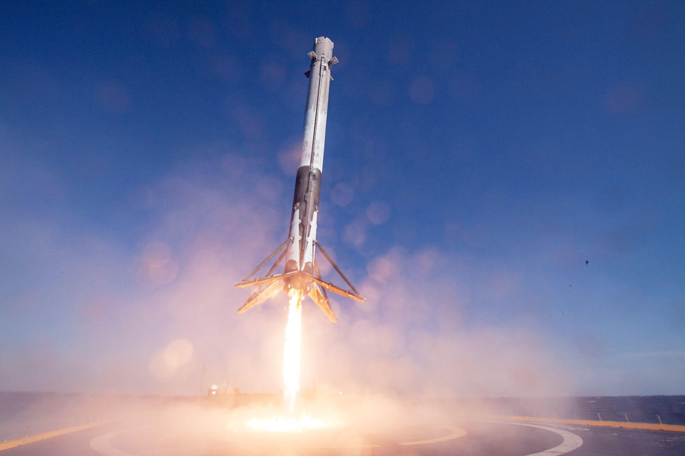 Falcon Heavy Wallpapers Wallpaper Cave