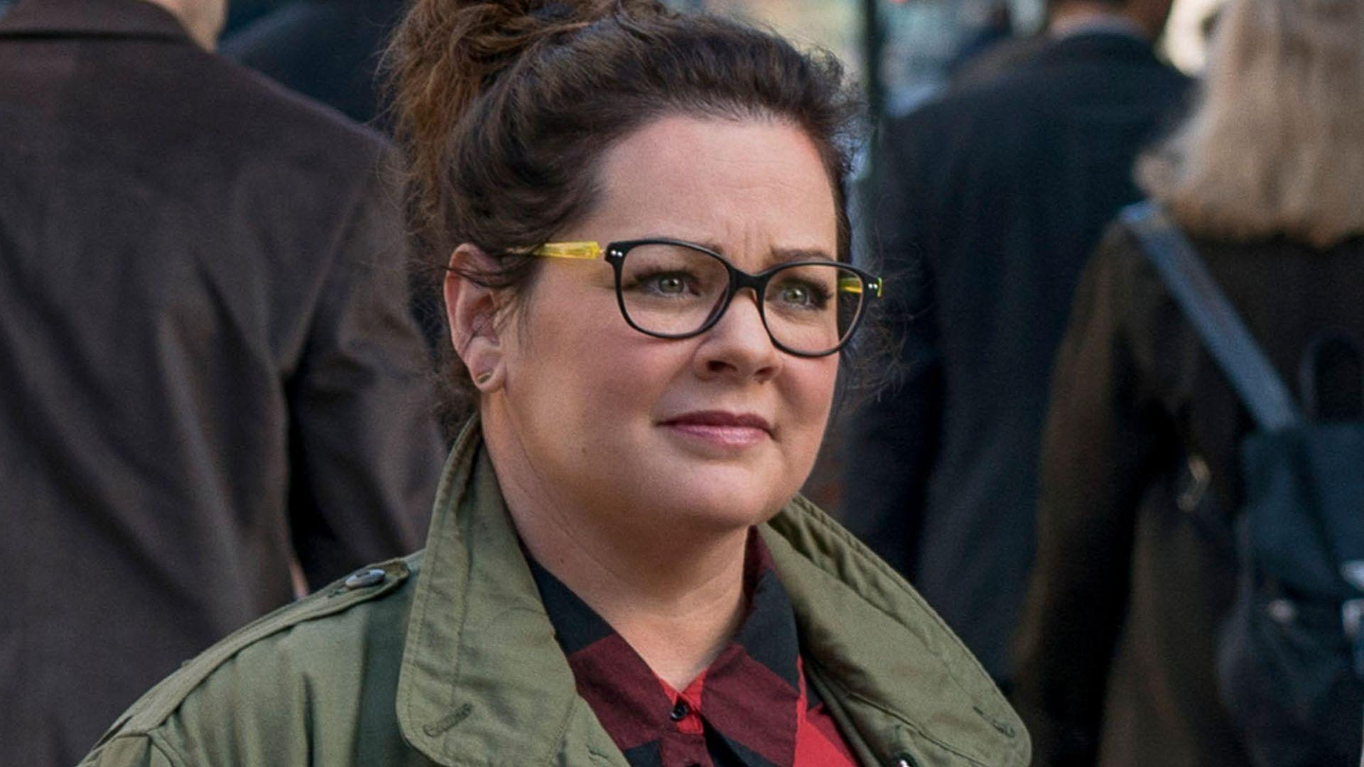Melissa McCarthy fires back at 'Ghostbusters' haters with perfect ...