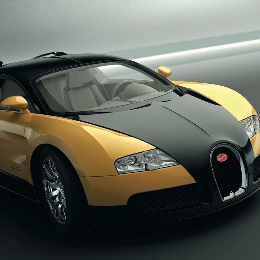 Bugatti Veyron EB Wallpapers