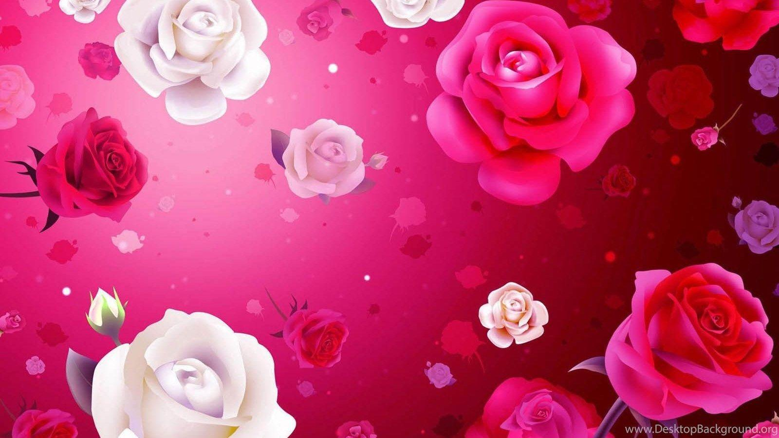 Valentine Day Rose Wallpapers – Valentine Week 2016 Desktop Background