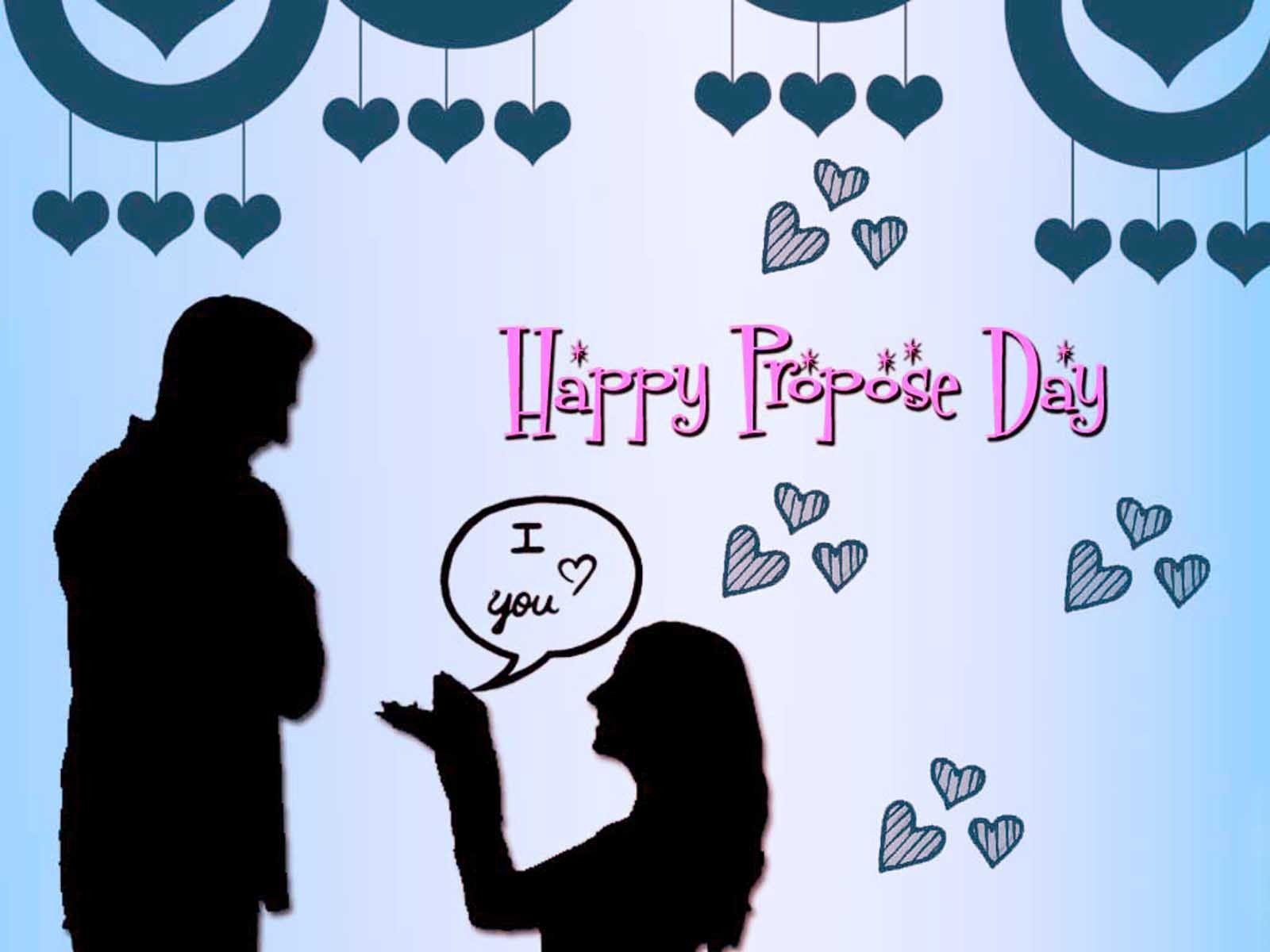 Propose Day - Valentine Day - 8 February   IMAGES, GIF, ANIMATED GIF, WALLPAPER, STICKER FOR WHATSAPP & FACEBOOK