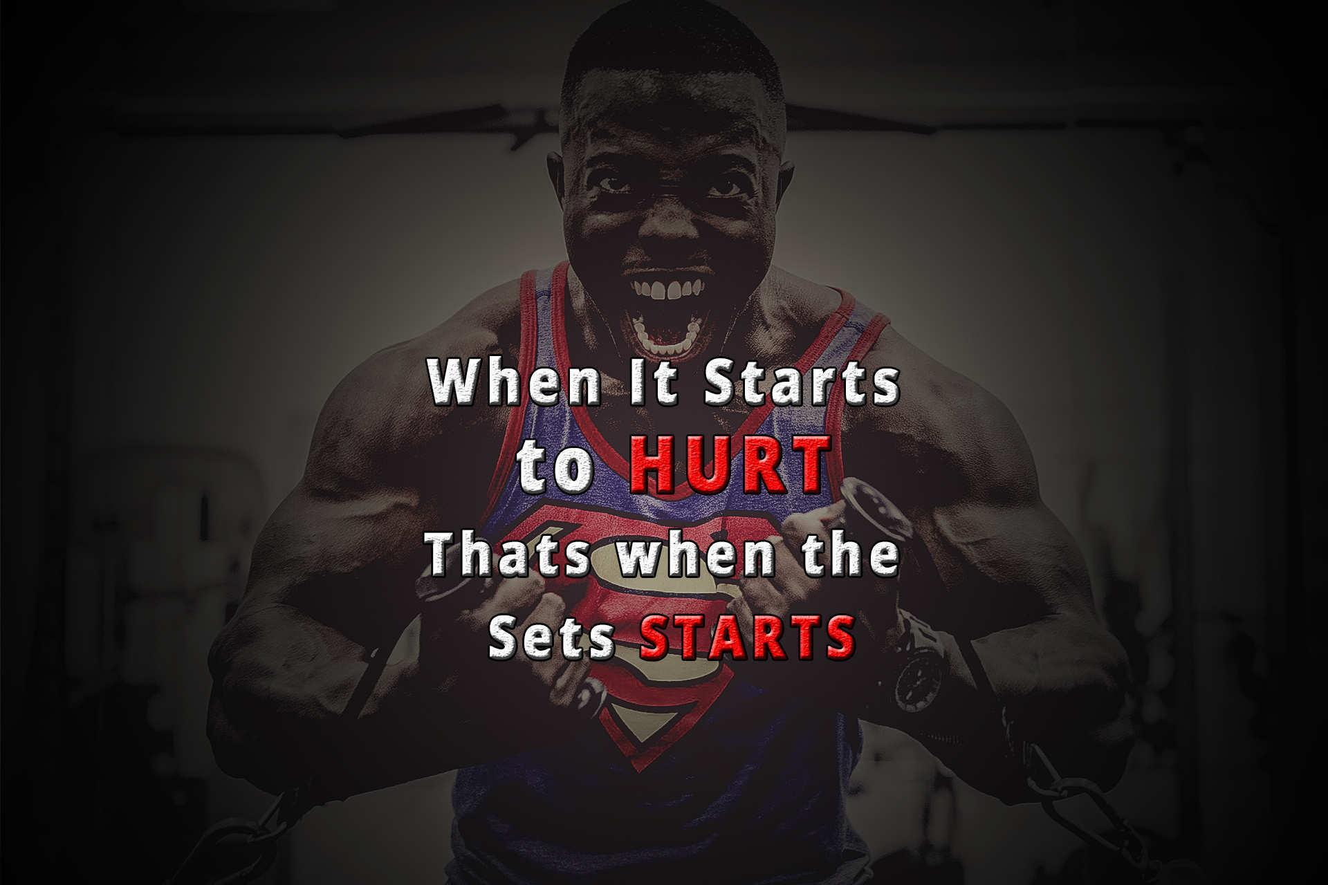 Good Hit The Gym Motivational Wallpaper For Mobile   QuotationWalls