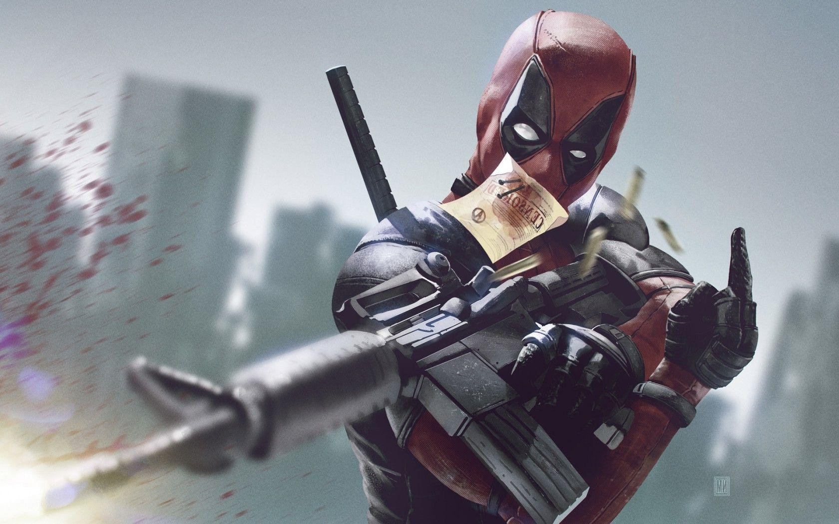 Deadpool 2 HD Wallpapers