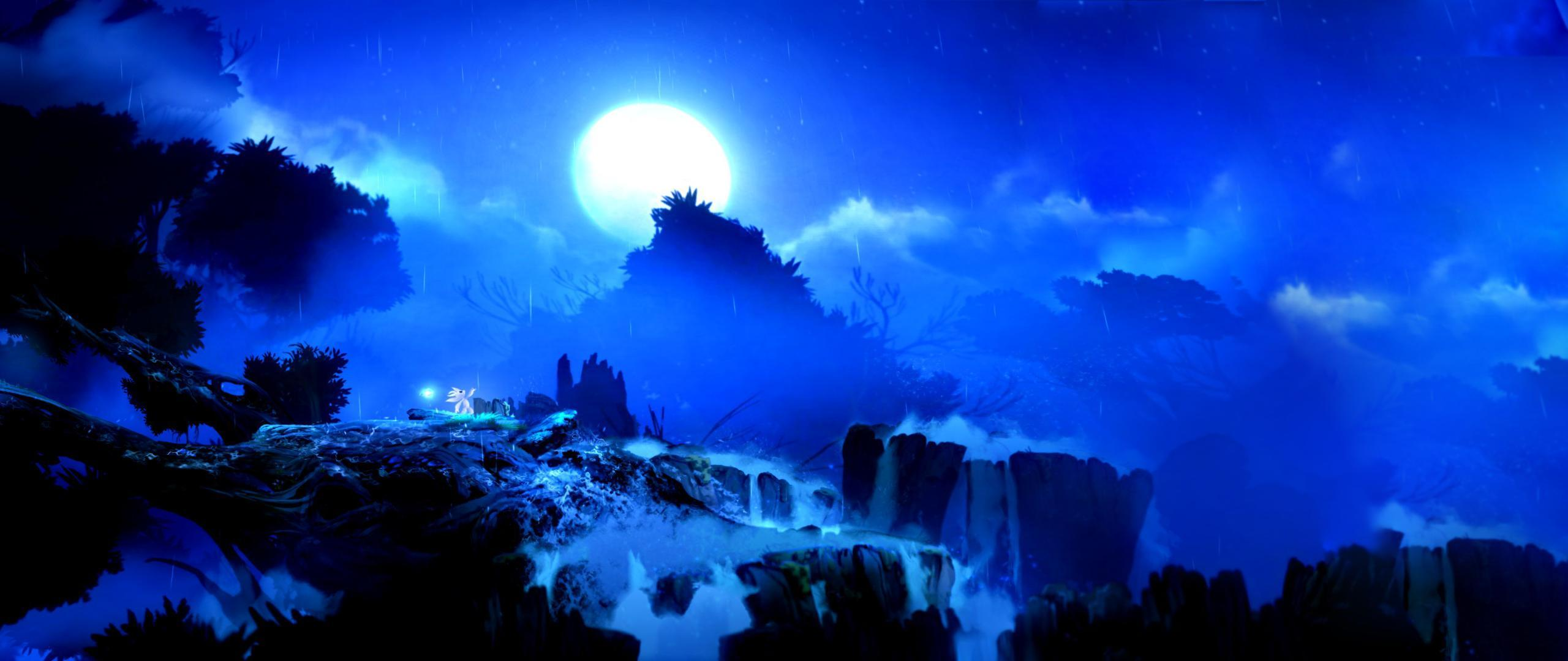 Ori And The Blind Forest Wallpapers Wallpaper Cave