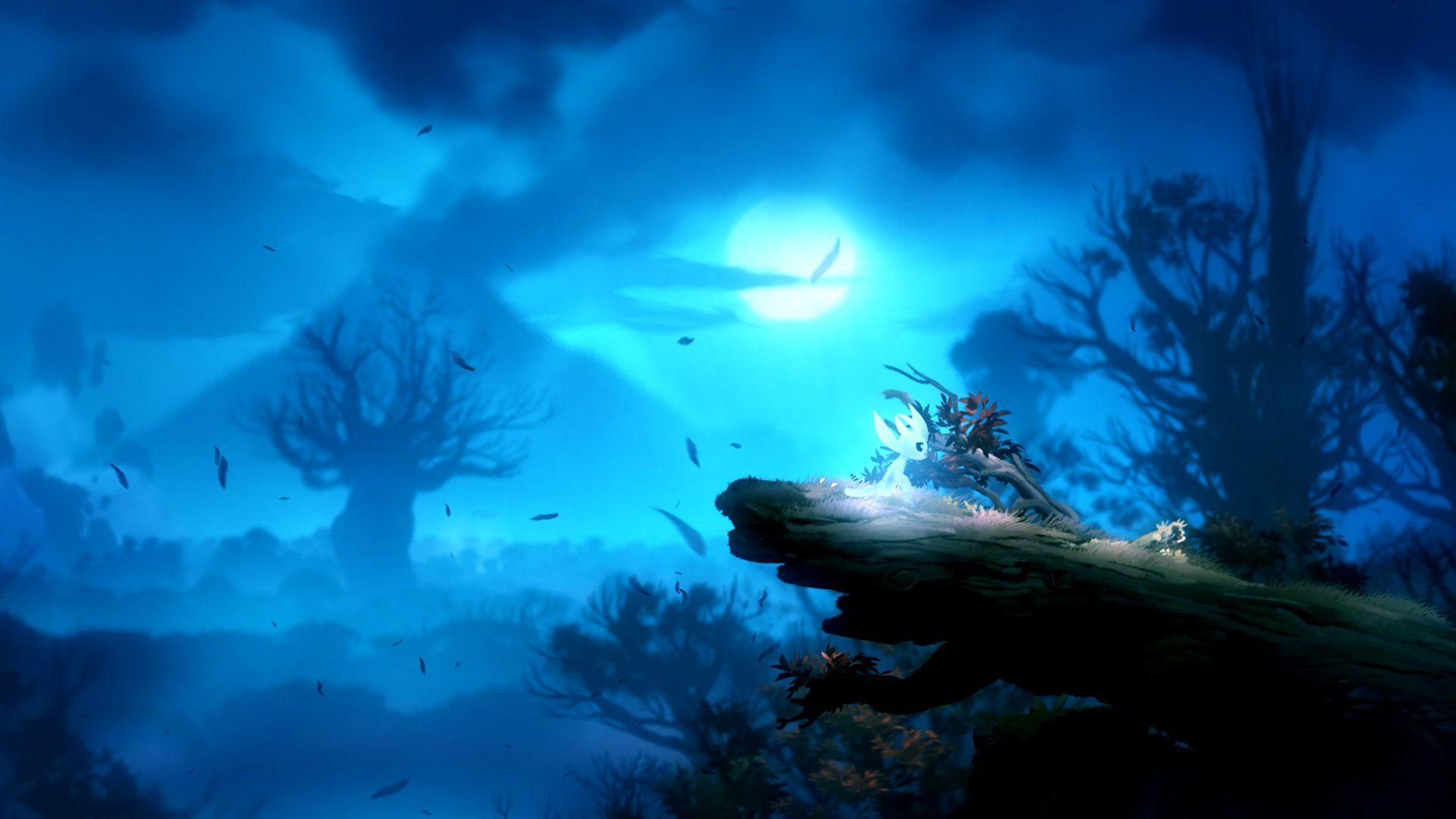 Ori And The Blind Forest Wallpapers