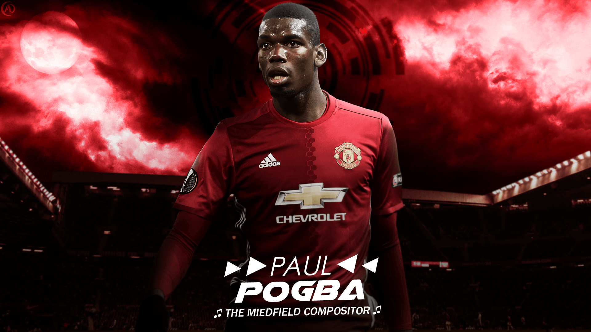 Pogba 2018 wallpapers wallpaper cave - Cool man united wallpapers ...
