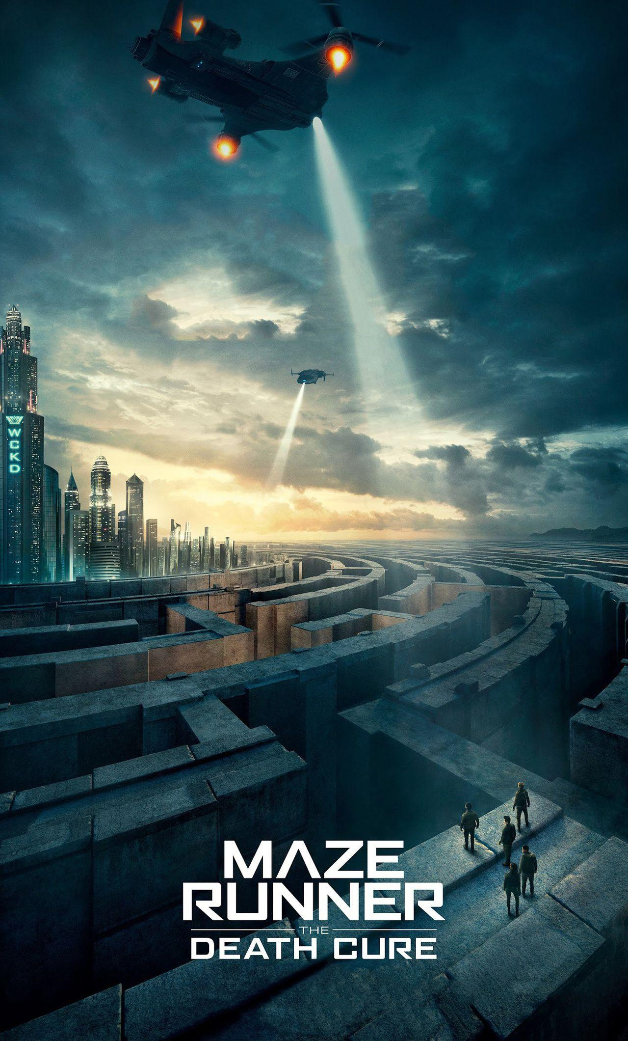 the maze runner the death cure wallpapers wallpaper cave