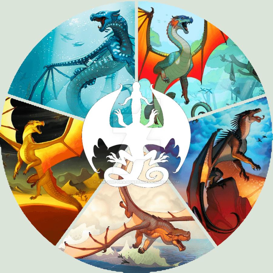 Dragonets Of Destiny Wallpapers Wallpaper Cave