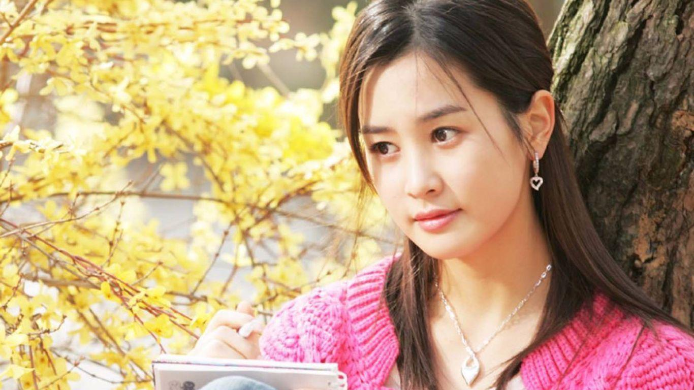 Korean actress wallpapers wallpaper cave - Korean girl picture ...