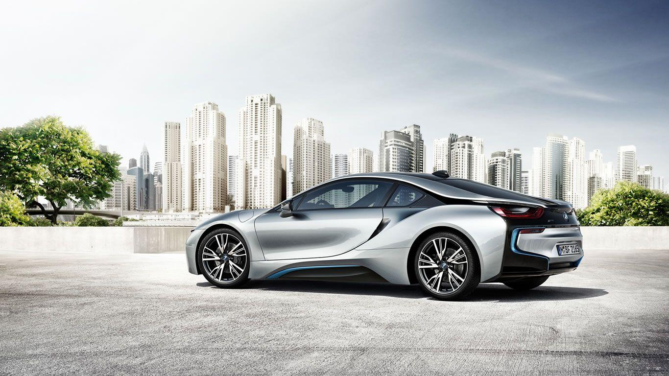 2015 BMW i8 Wallpapers
