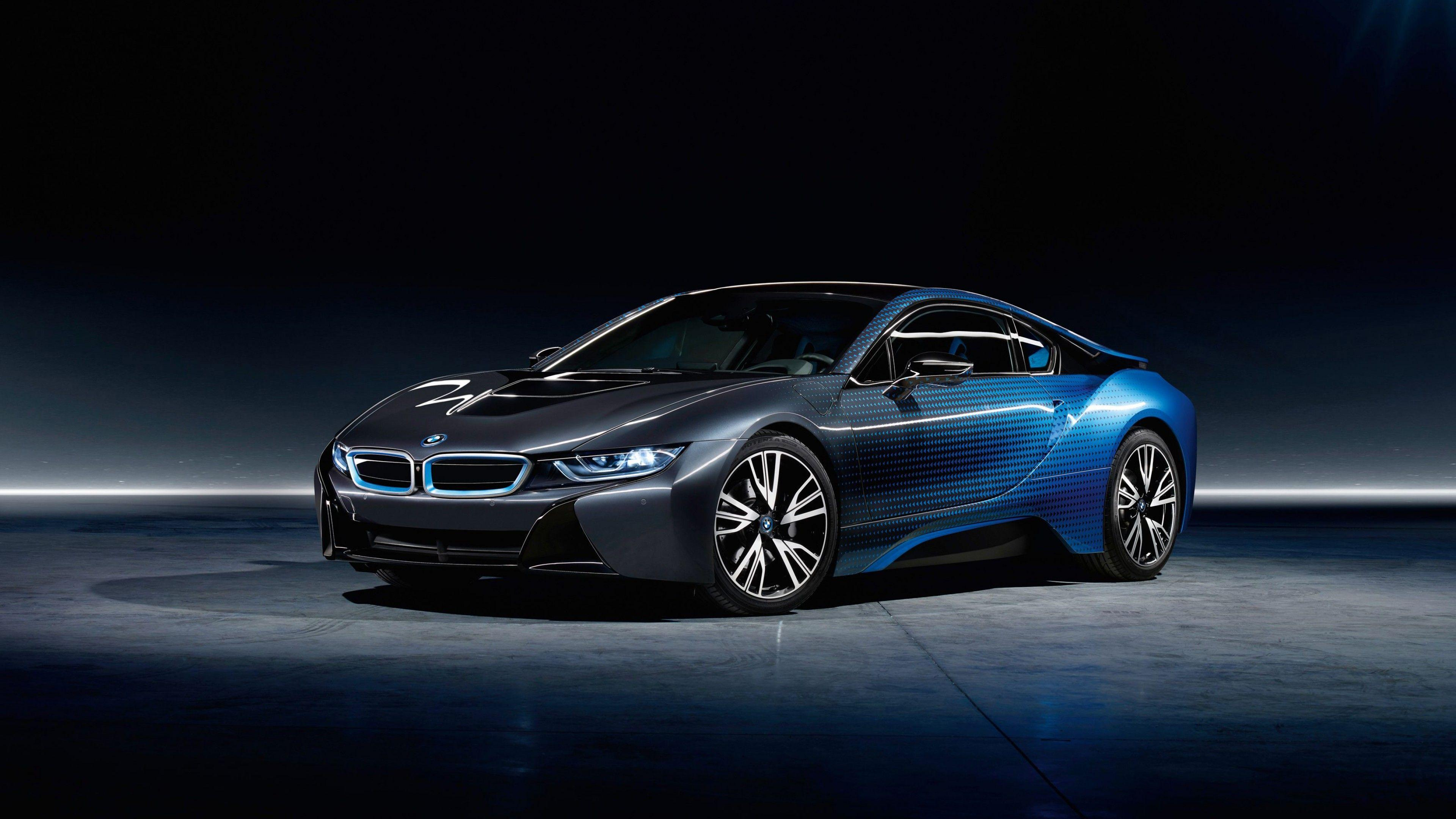 Wallpapers BMW i8, Garage Italia, CrossFade, Paint job, Special