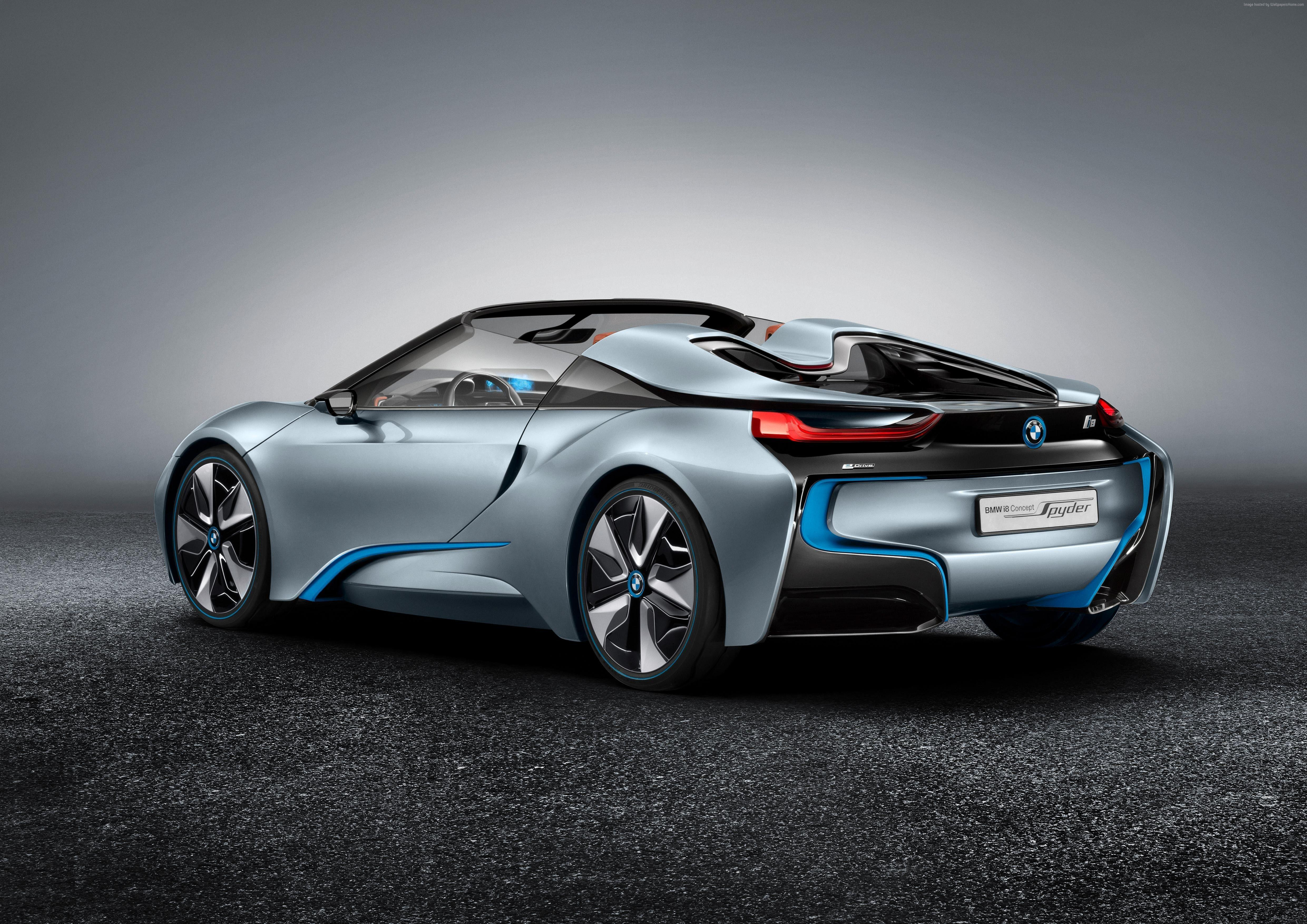 Wallpapers BMW i8 Roadster, 2018 Cars, 4k, Cars & Bikes