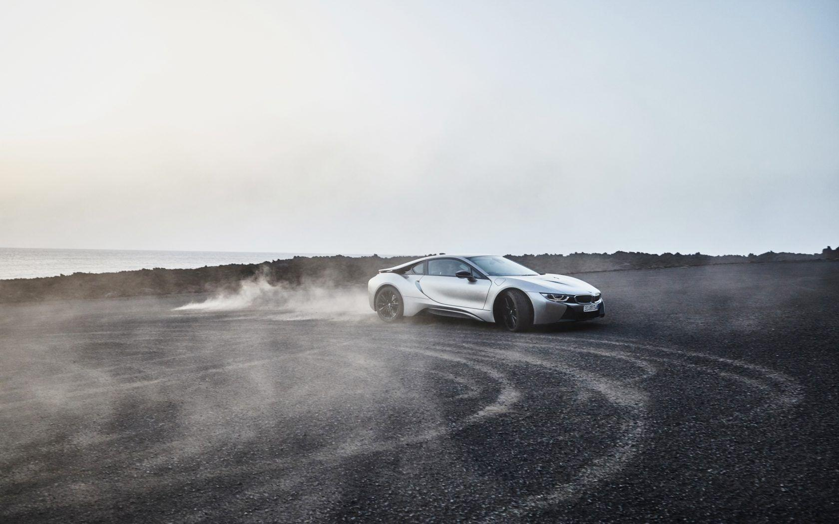 2018 BMW i8 Coupe 4K Wallpapers