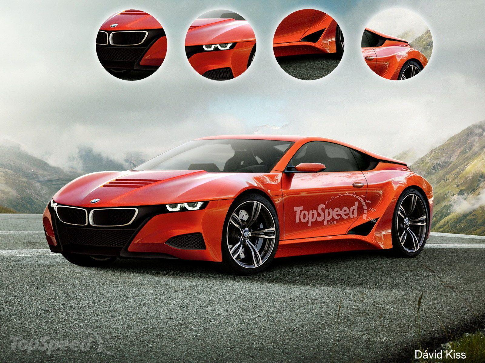 Rumor: BMW M8 Supercar with 630 hp coming in 2018?