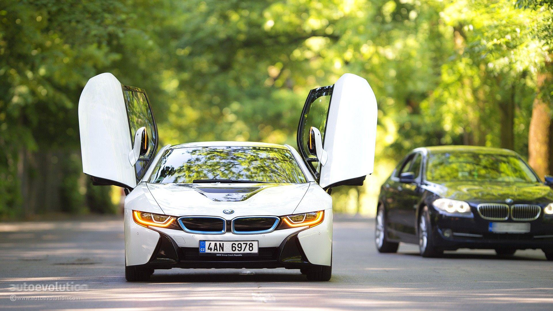 How To... BMW i8, the HD Wallpapers Guide