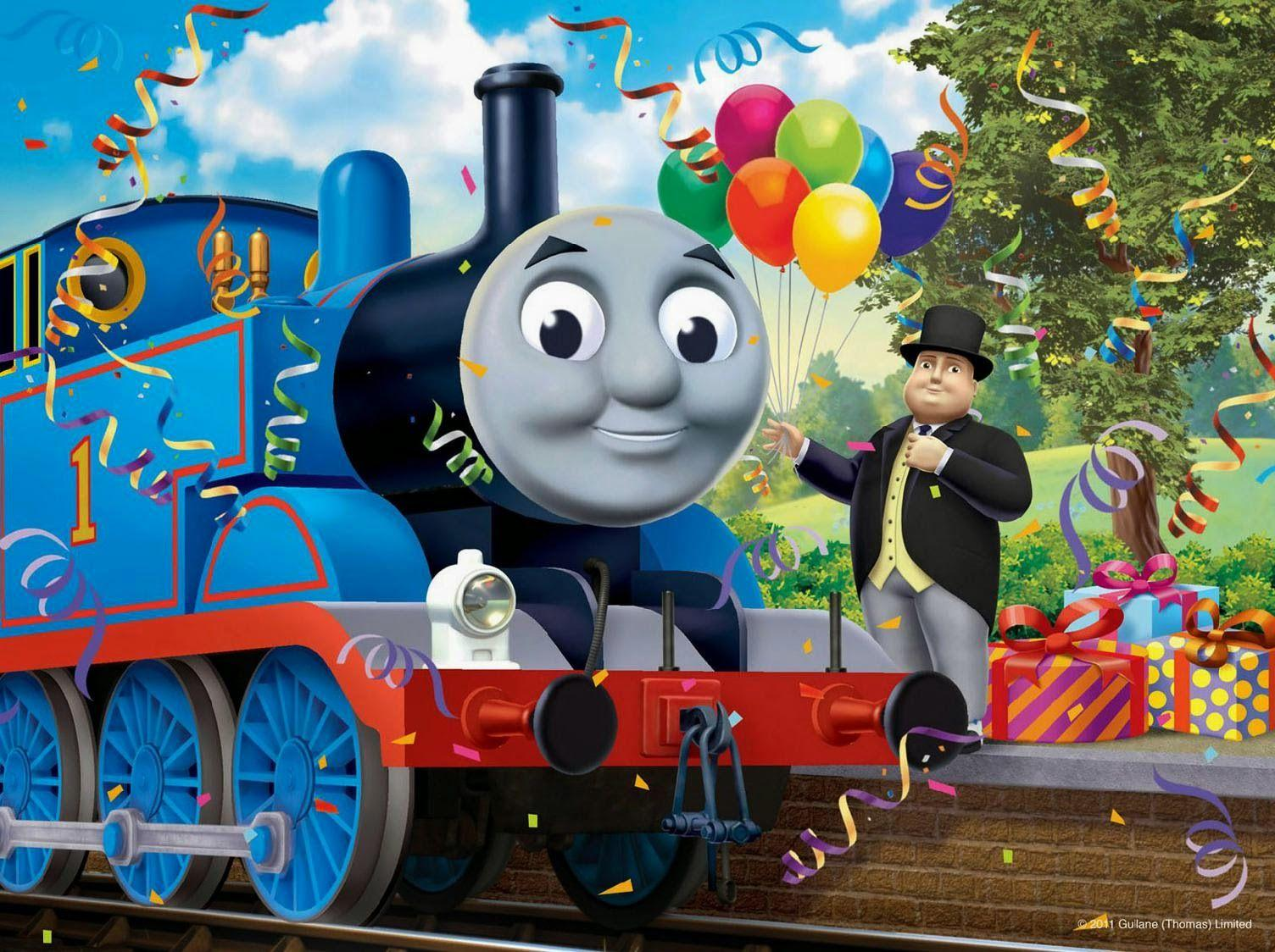 Thomas The Train Wallpapers Wallpaper Cave