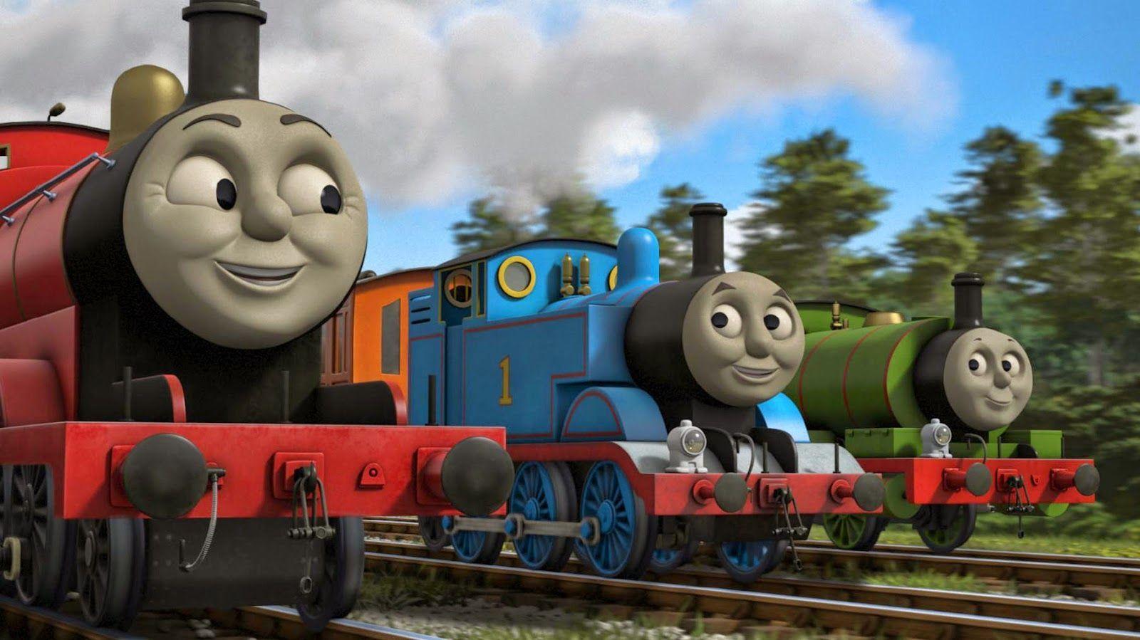 Thomas The Train Wallpapers Wallpaper