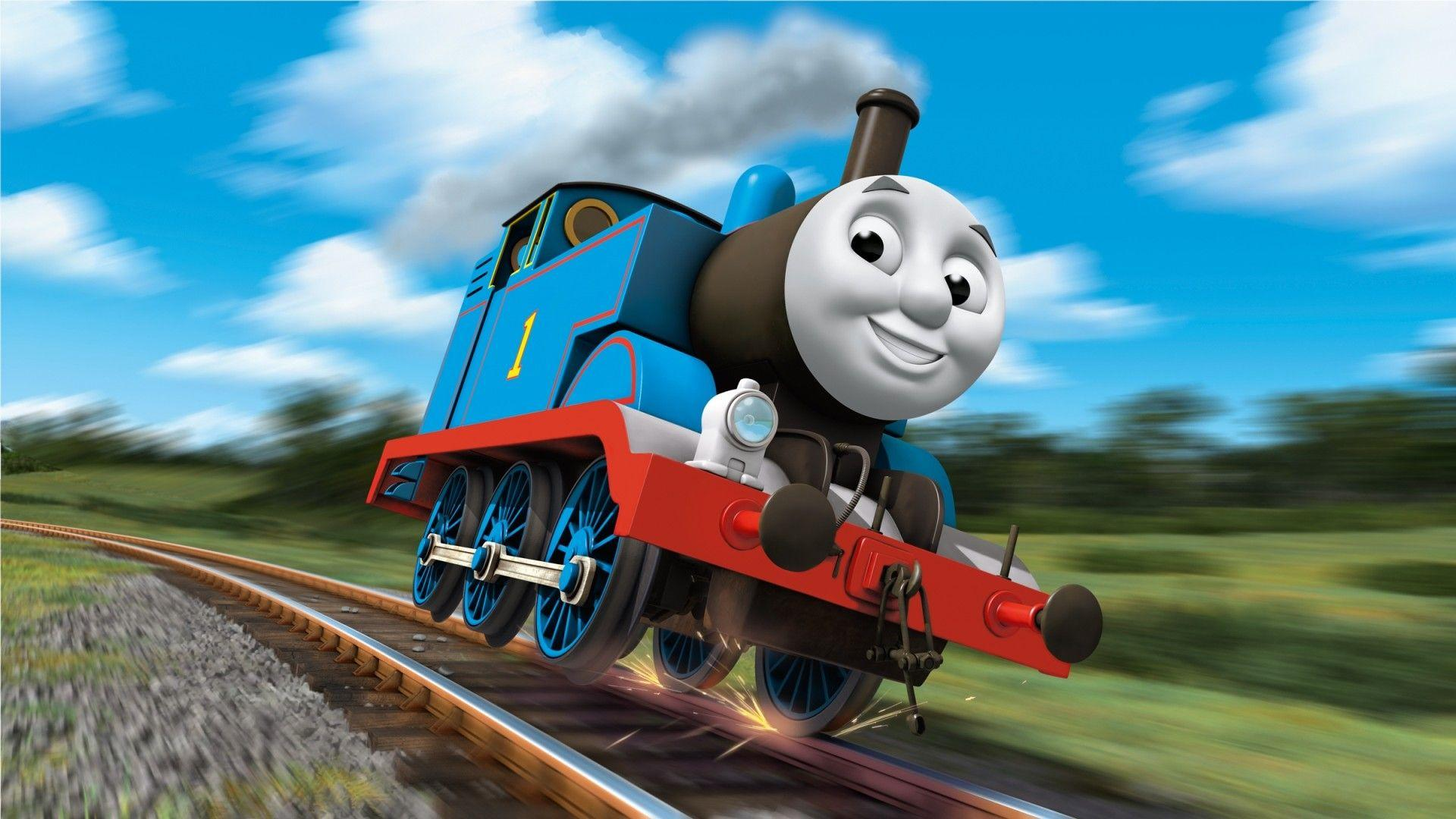 Thomas Train Wallpapers Wallpaper Cave