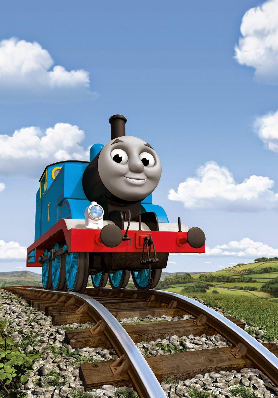 Thomas The Train Wallpapers - Wallpaper Cave