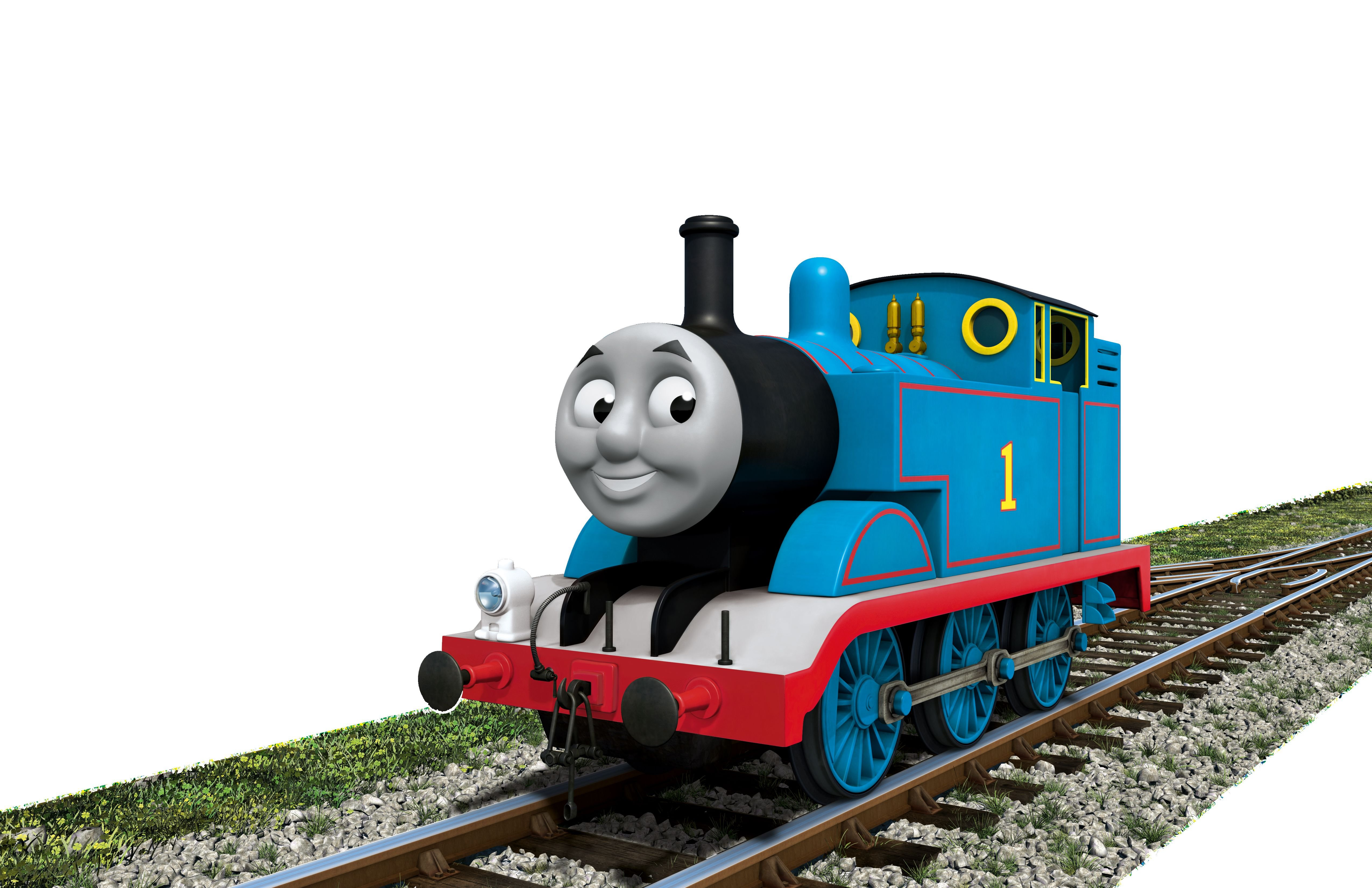 Stunning Cliparts Clipart Engine Tank Thomas 40