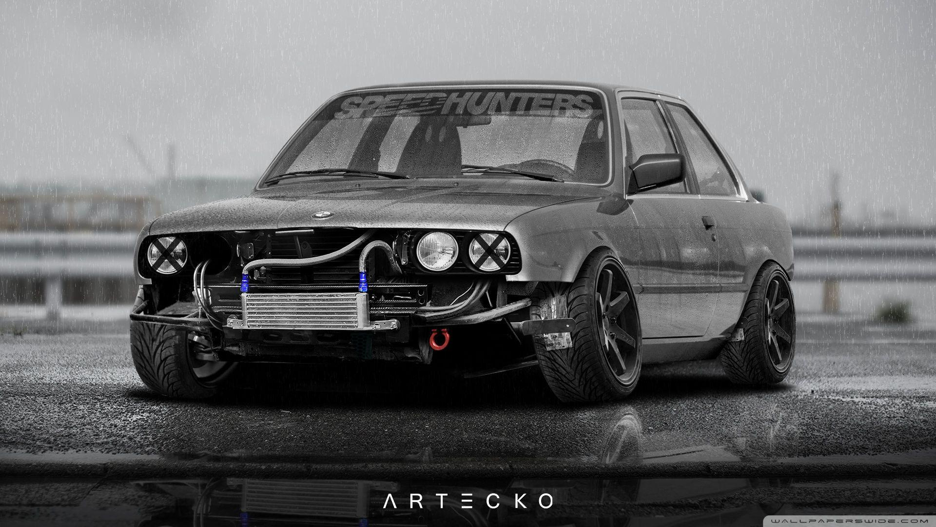Bmw Hd Wallpapers Background: Old BMW Wallpapers