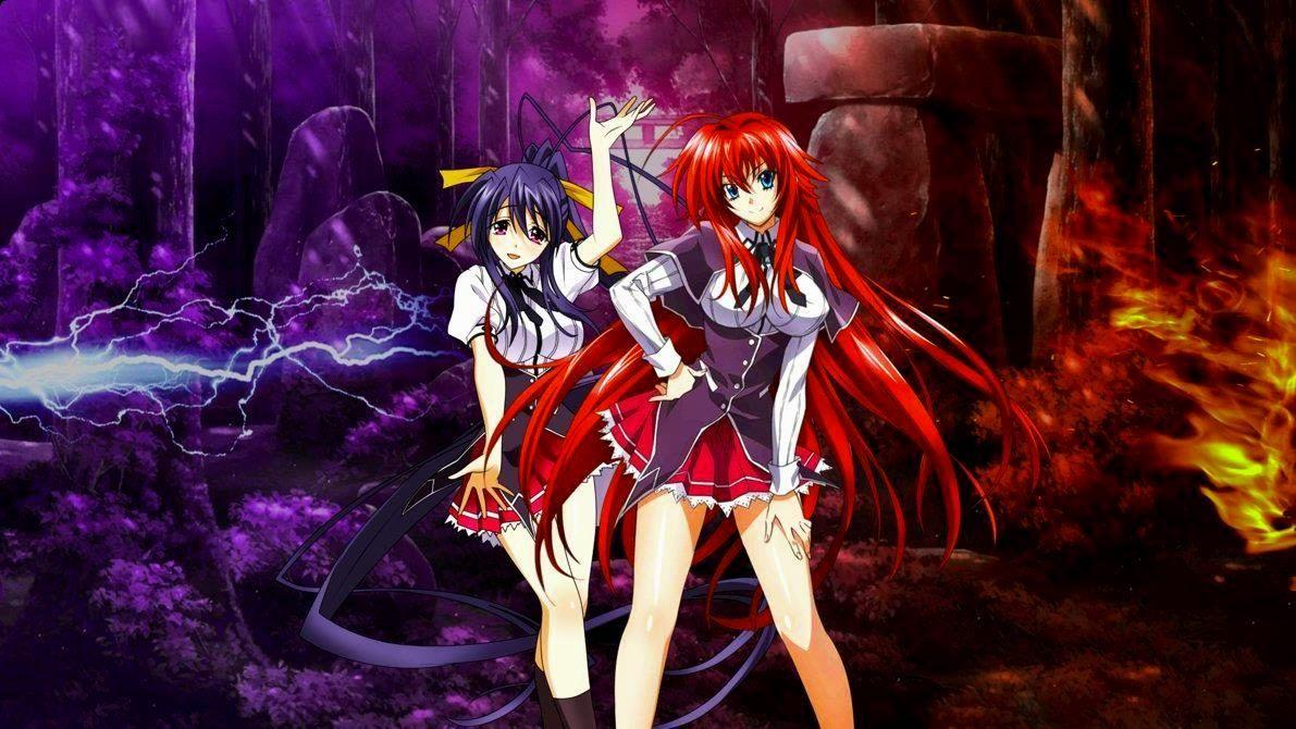 Highschool Dxd Wallpapers, Image, Wallpapers of Highschool Dxd in