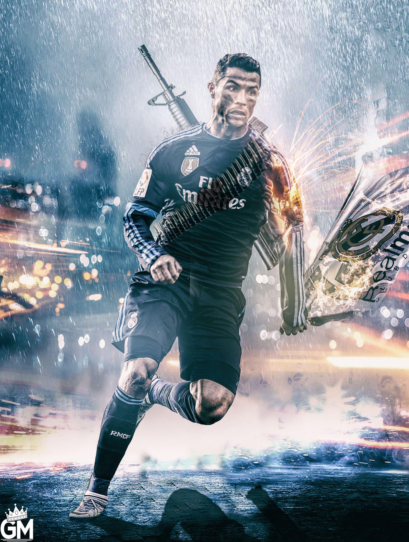 Cristiano Ronaldo 2018 Wallpapers - Wallpaper Cave