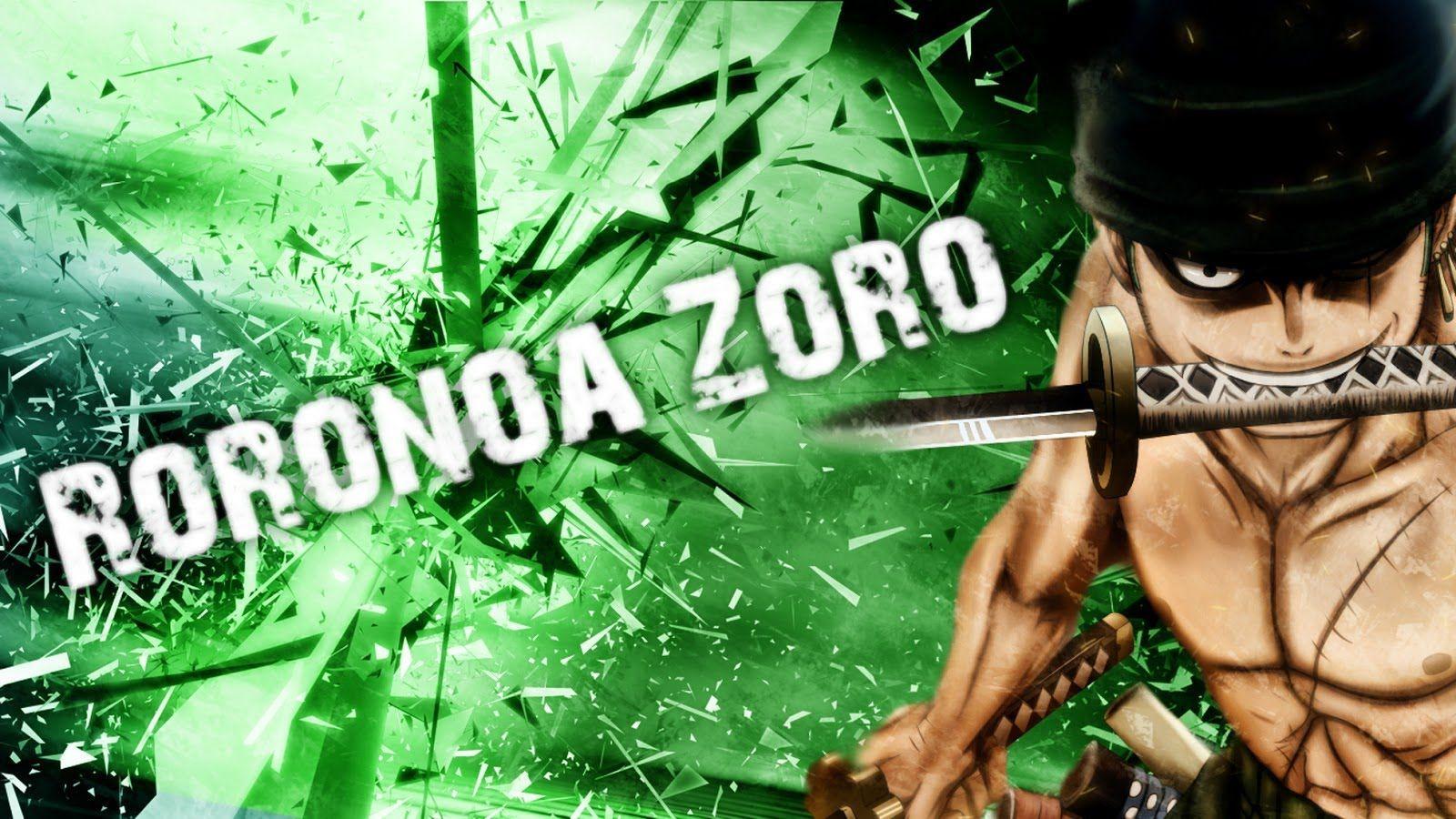 Roronoa Zoro Hd Wallpapers Wallpaper Cave