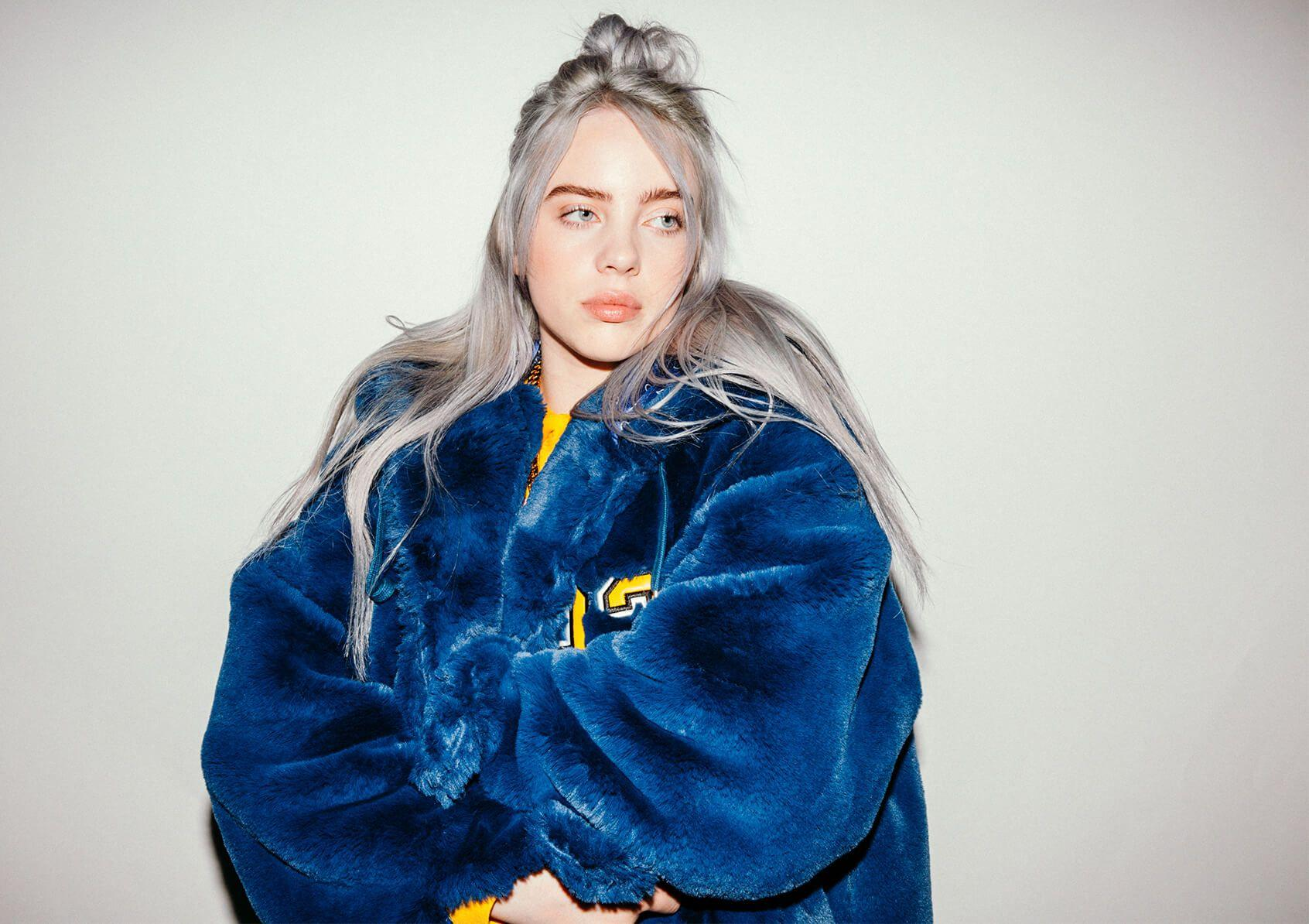 dscvr Billie Eilish