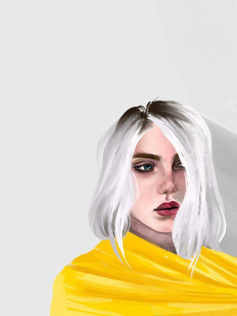 Billie Eilish by BlueFlickerPhoenix on DeviantArt