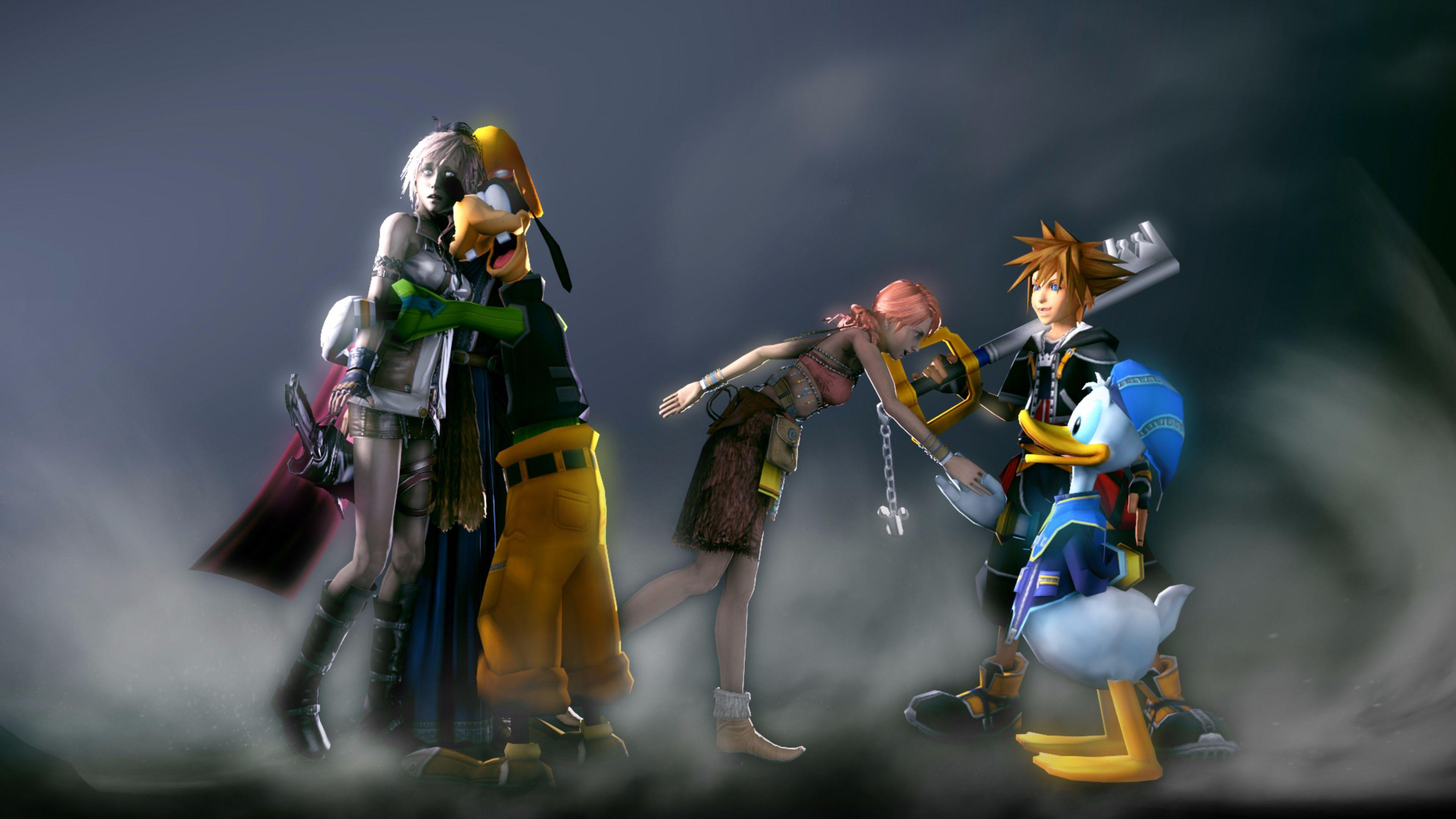 Kingdom Hearts Iii Wallpapers Wallpaper Cave