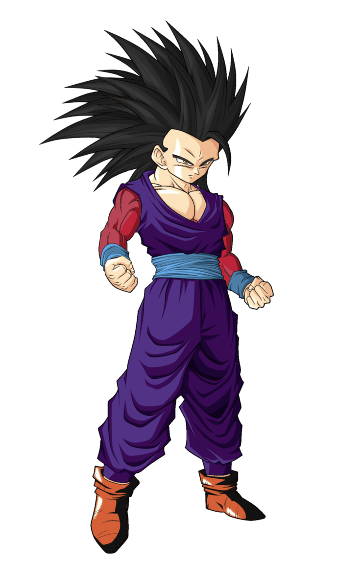 Kid gohan wallpapers wallpaper cave - Teen gohan wallpaper ...