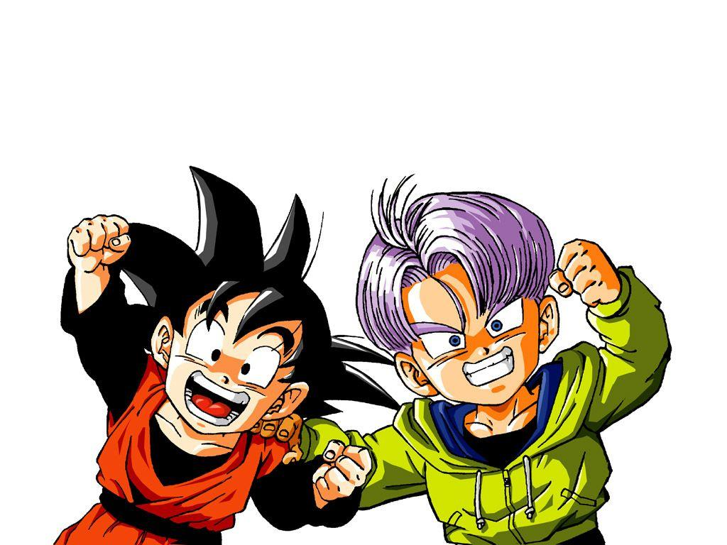 Goten and Trunks Wallpapers and Backgrounds Image