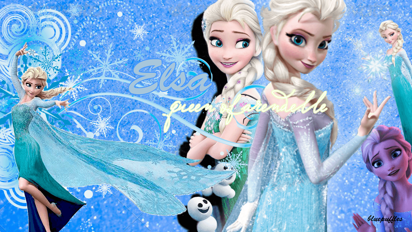 Frozen fever wallpapers wallpaper cave - Frozen cartoon wallpaper ...
