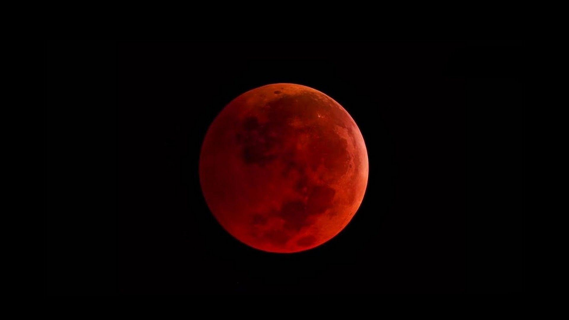 Blood Moon Wallpapers Wallpaper Cave