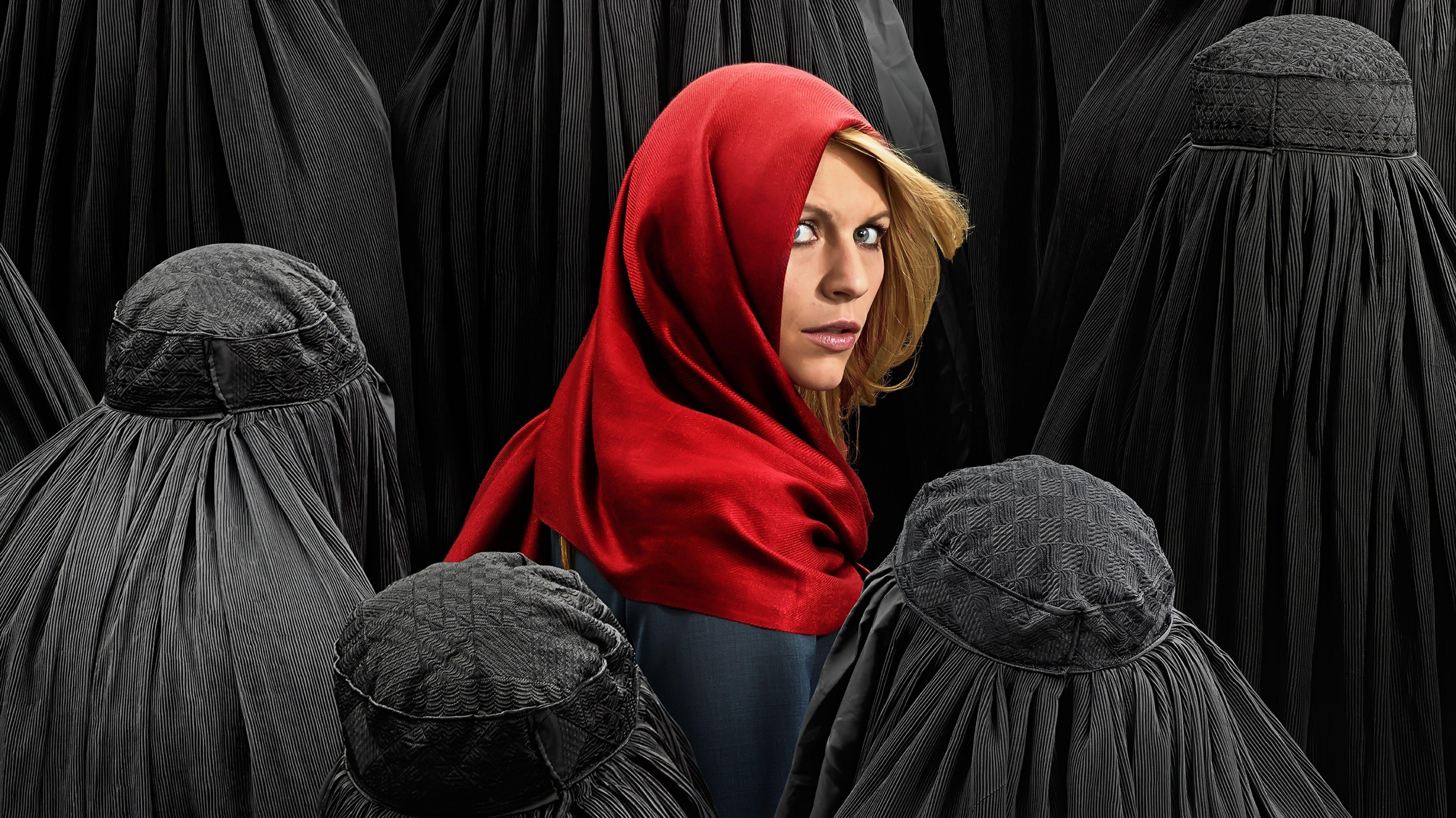 Wallpapers Claire Danes, Homeland, HD, TV Series,