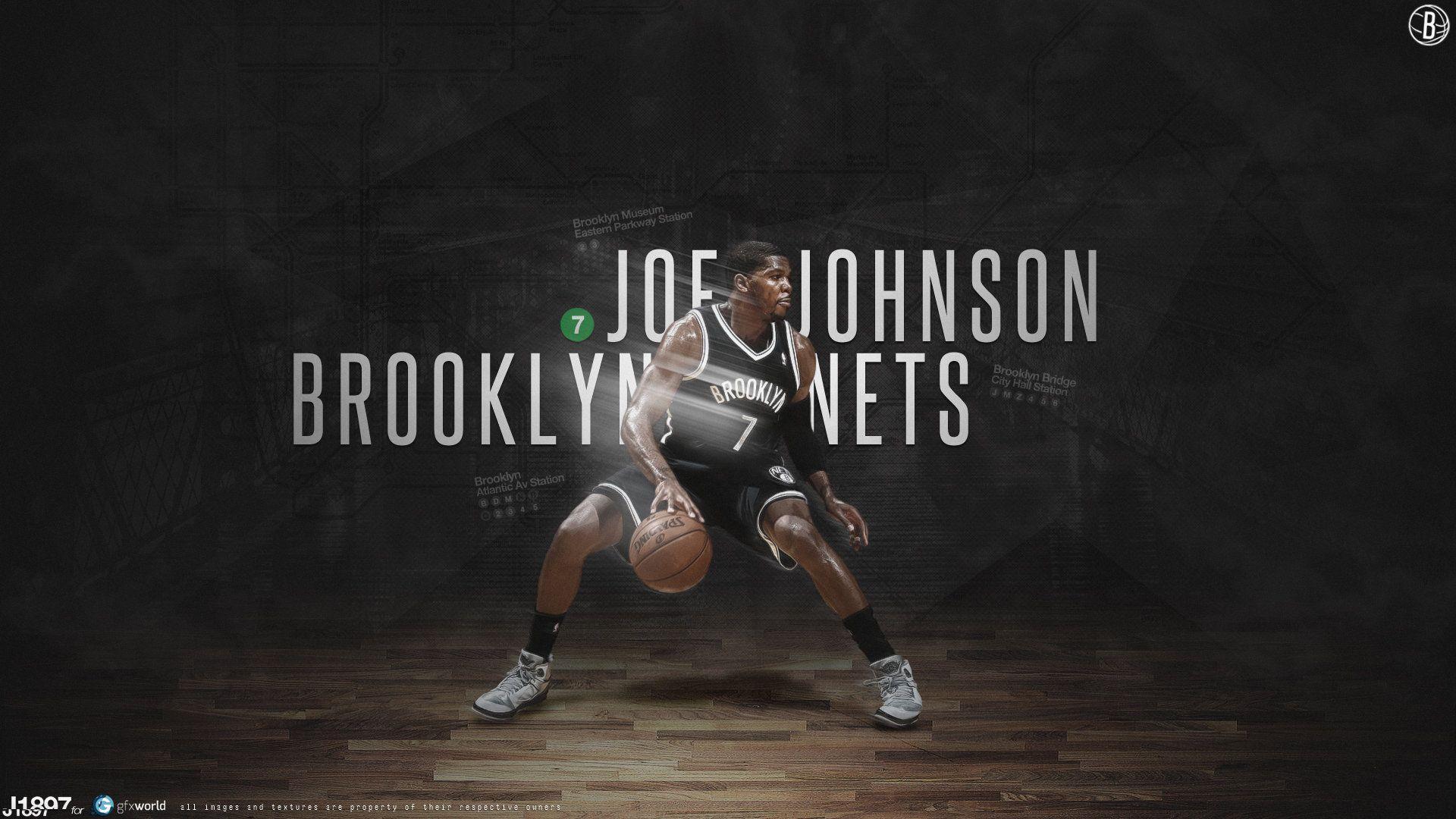Joe Johnson Nets Wallpaper