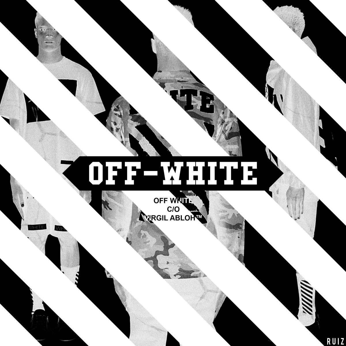 Off White Wallpapers Wallpaper Cave