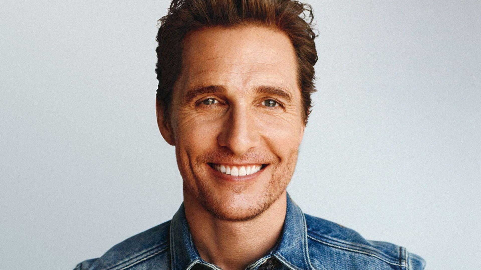 Matthew McConaughey Smile Wallpapers 56132 1920x1080 px