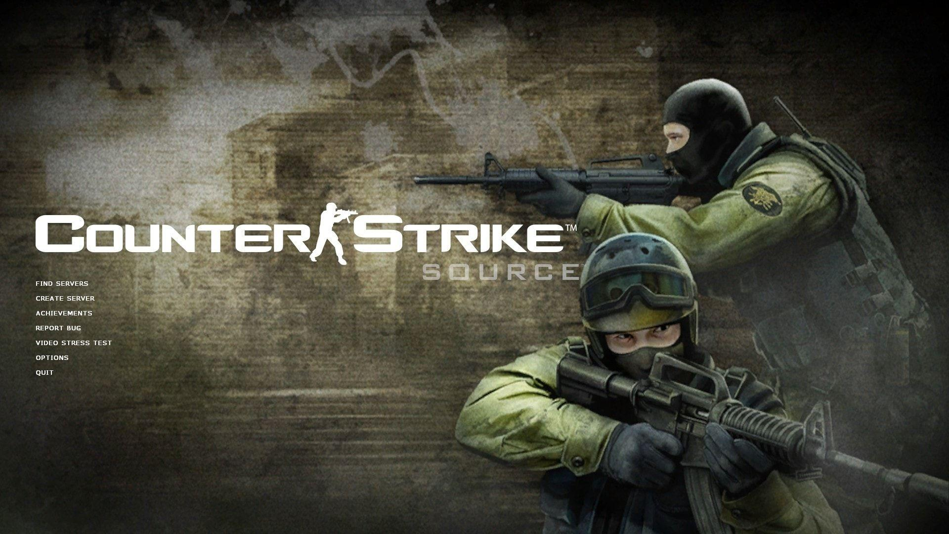 Counter-Strike: Source HD Desktop Wallpapers | 7wallpapers.net