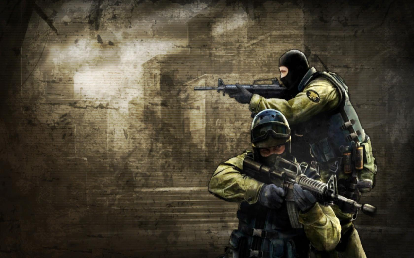 Counter-Strike: Source HD Desktop Wallpapers - 4USkY