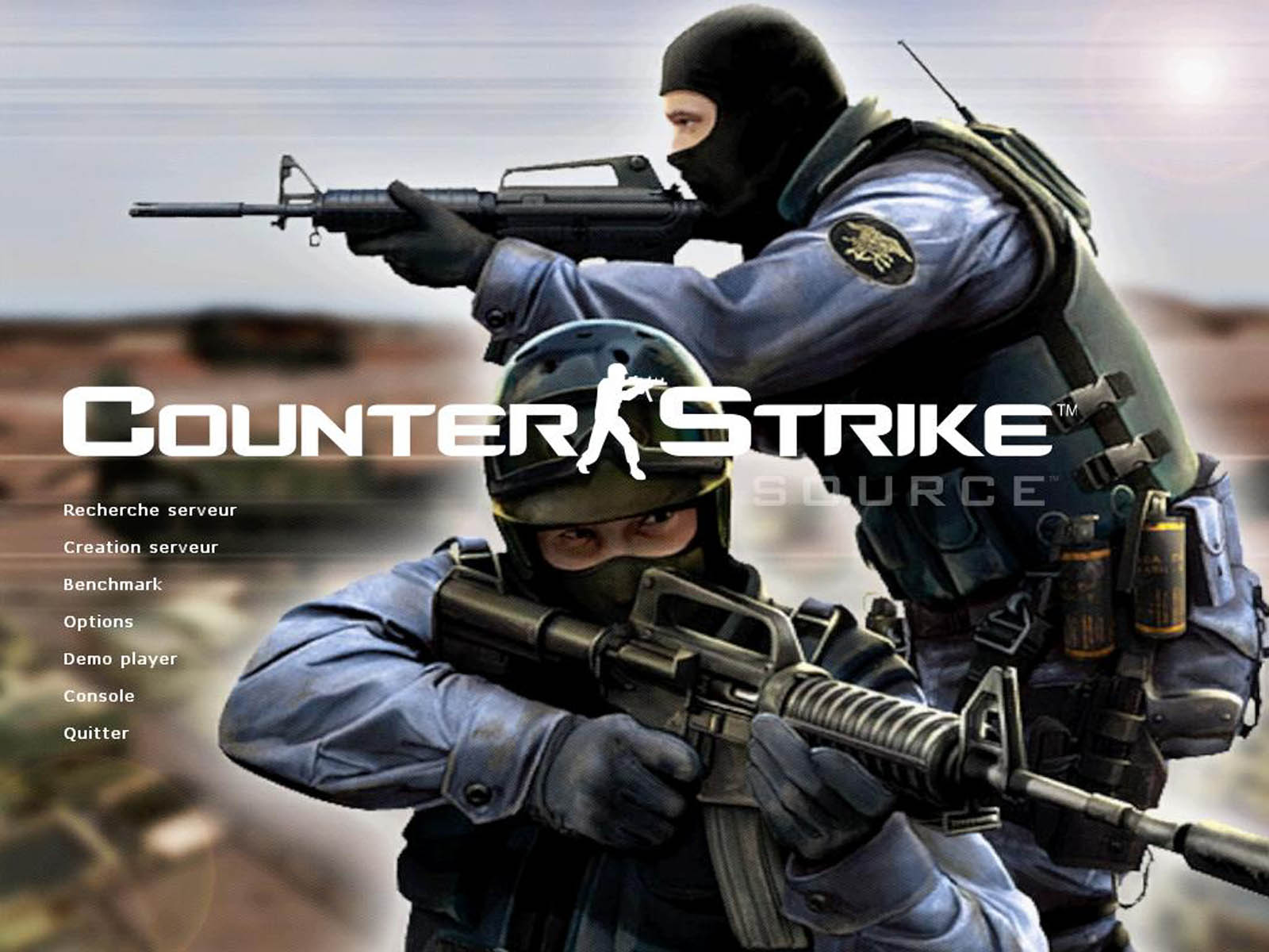 Counter Strike Source Game Wallpapers | My Note Book