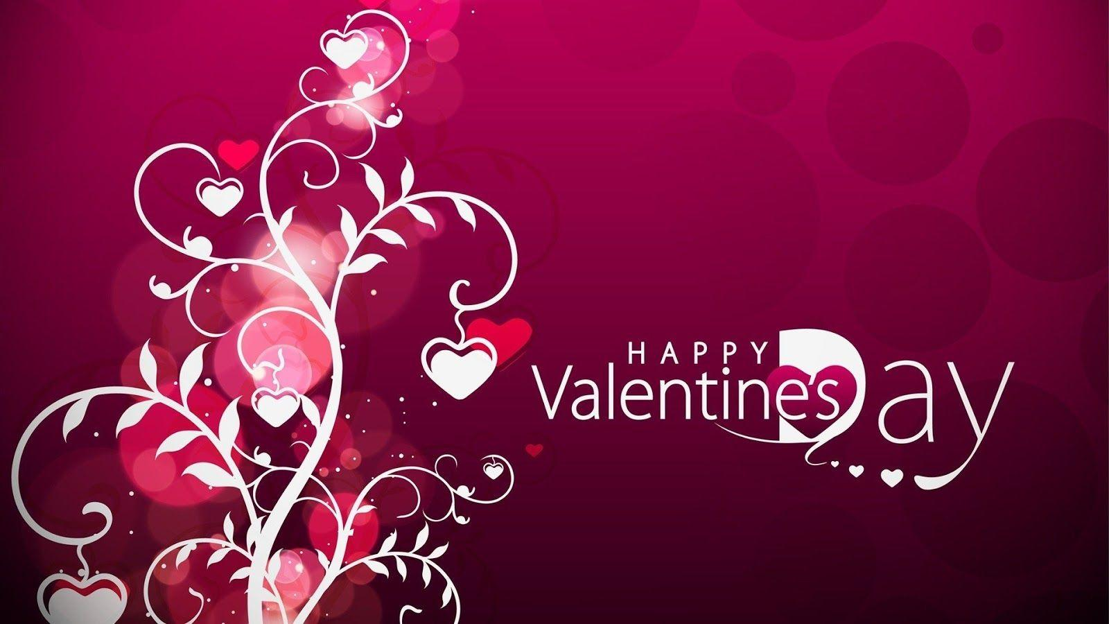 Romantic 14 Feb Happy Valentines Day 2018 HD Wallpapers Free ...