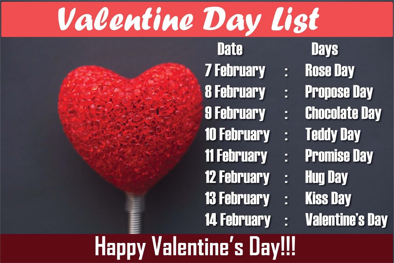 Valentine Day 2018 Quotes – Latest HD Pictures, Images and Wallpapers