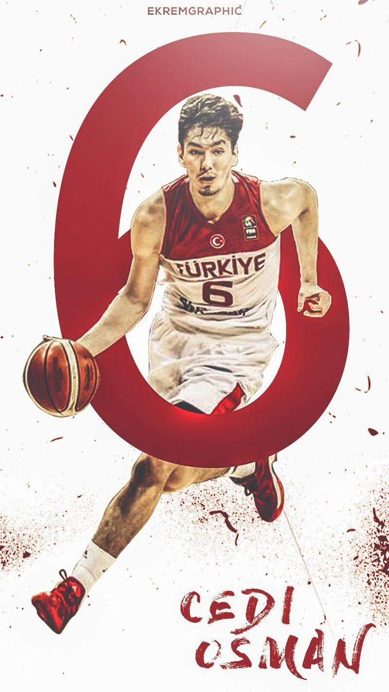 Cedi Osman | Phone Wallpaper by ekremgraphic on DeviantArt