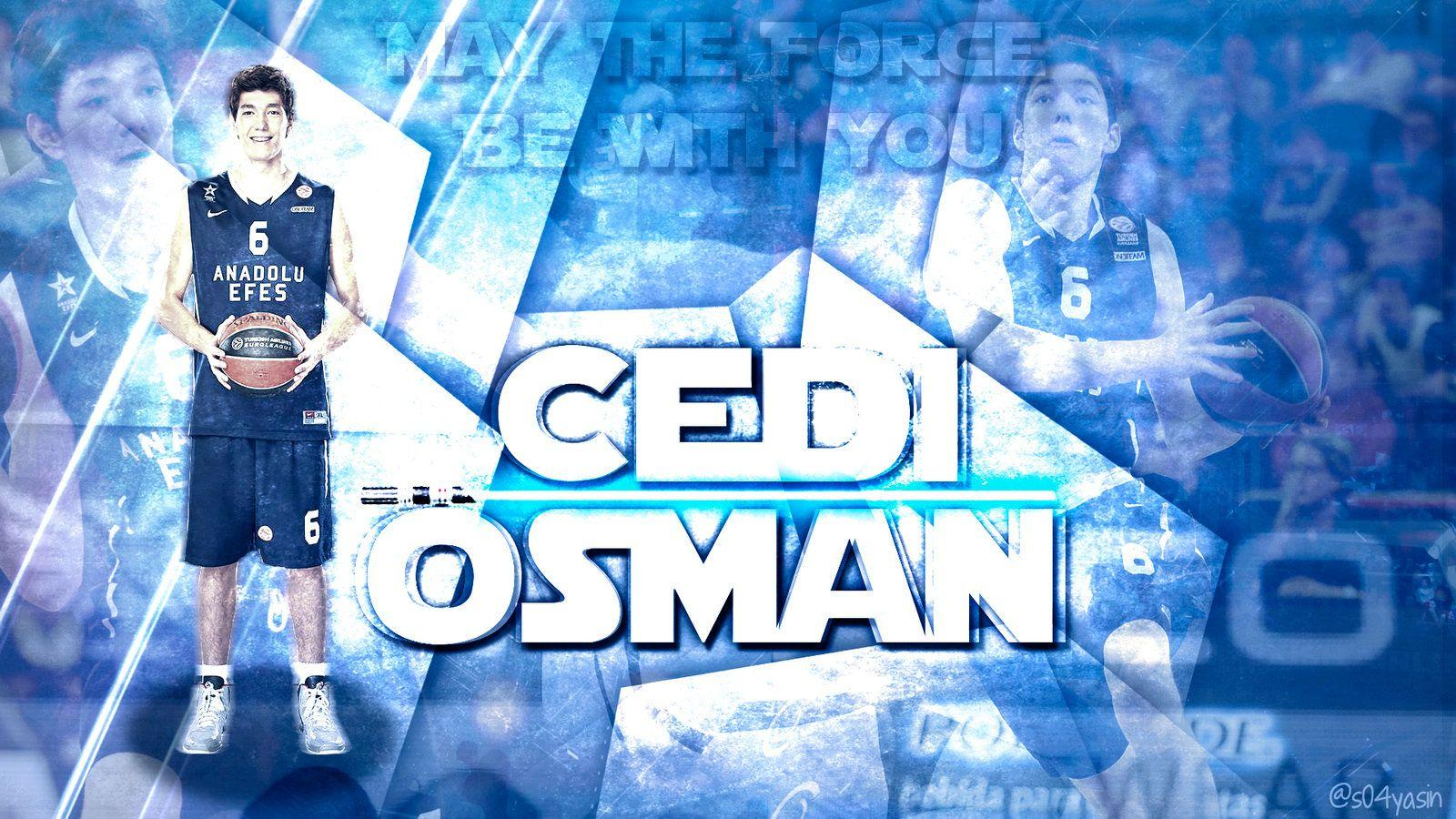 Cedi Osman by elazulreal on DeviantArt